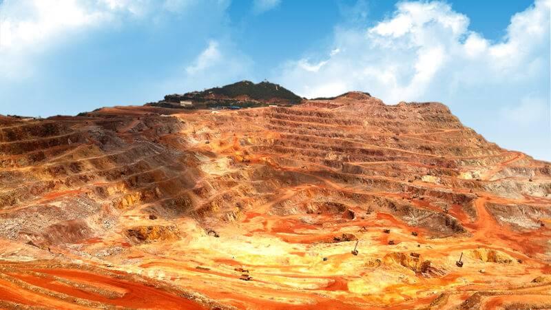 紫金矿业601899